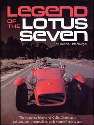 9780953072194: Legend of the Lotus Seven