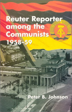 Reuter reporter among the Communists, 1958-59