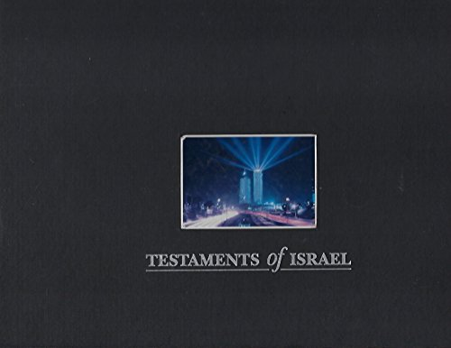 Testaments of Israel, Words of Yesterday, Images of Today: Wagner, John
