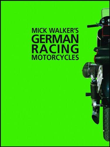 9780953131129: German Racing Motorcycles (Redline Motorcycles)