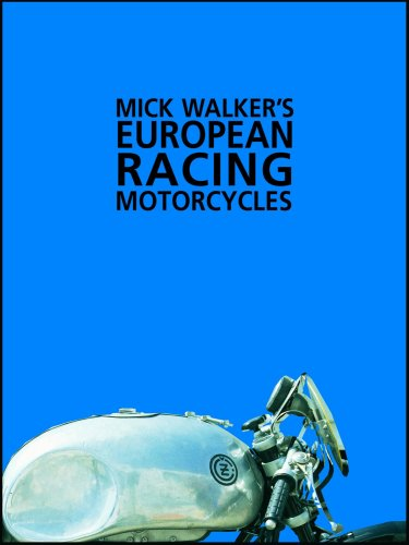 9780953131136: Mick Walkers European (Redline Motorcycles)