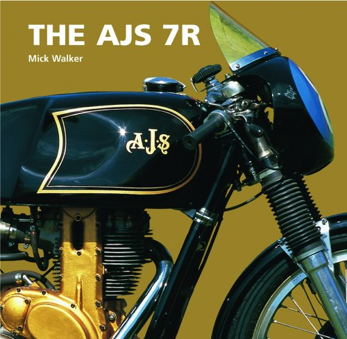 The AJS 7R: Mick Walker