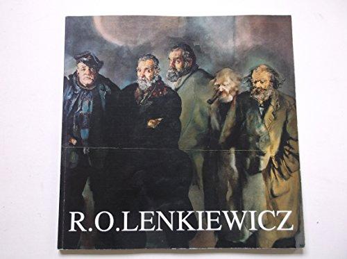 R.O. Lenkiewicz.: LENKIEWICZ, R.O. et
