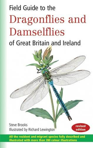 Field Guide to the Dragonflies and Damselflies of Great Britain and Ireland: Brooks, Steve