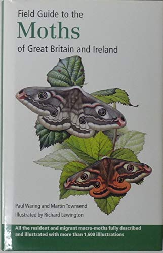 9780953139934: Field Guide to the Moths of Great Britain and Ireland