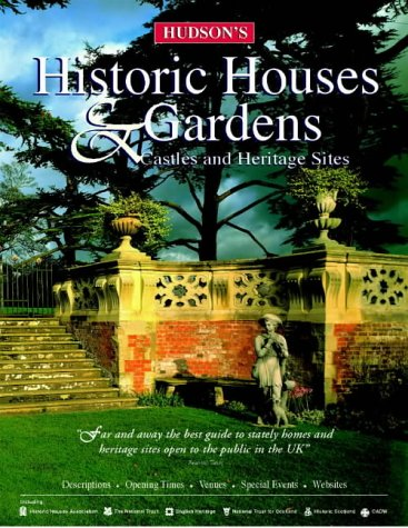 Hudson's Historic Houses and Gardens 2001 (9780953142651) by Norman Hudson