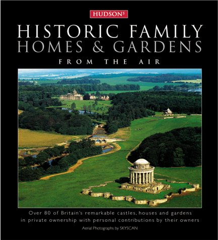 9780953142682: Historic Family Homes and Gardens: From the Air