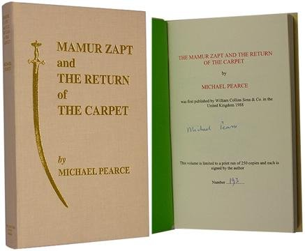 9780953144624: Mamur Zapt and the Return of the Carpet