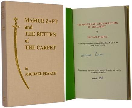 9780953144624: Mamur Zapt and the Return of the Carpet