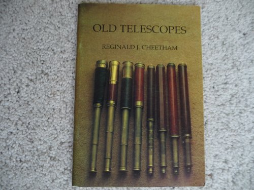 9780953145607: Old Telescopes