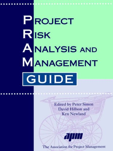 9780953159000: Project Risk Analysis and Management Guide: PRAM