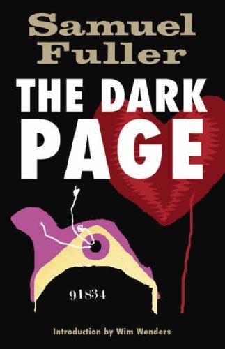 The Dark Page: Fuller, Samuel, Wenders, Wim