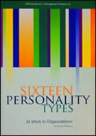 9780953174409: Sixteen Personality Types: At Work in Organisations