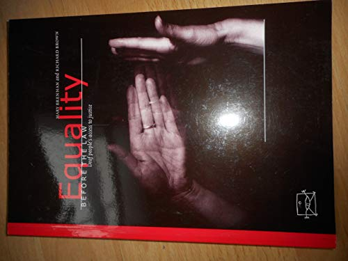 9780953177905: Equality Before the Law: Deaf People's Access to Justice