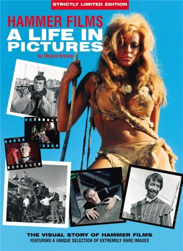 9780953192694: Hammer Films: A Life in Pictures: The Visual Story of Hammer Films