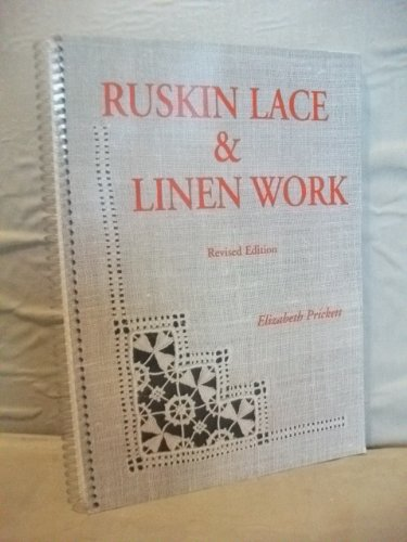 9780953204014: Ruskin Lace and Linen Work