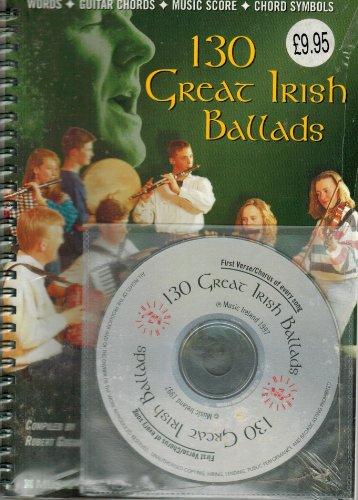 9780953206803: 130 Great Irish Ballads (Vocal Songbooks