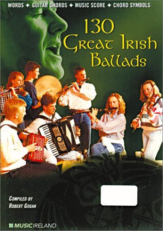 130 Great Irish Ballads, Book and CD