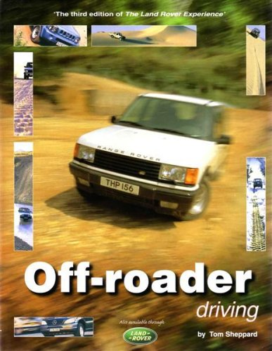 9780953232420: Off-Roader Driving