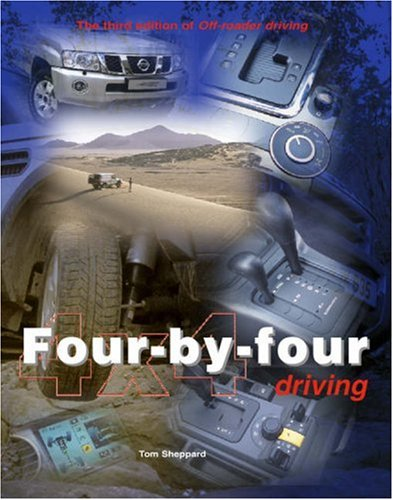 9780953232437: Four-by-four Driving: Off-roader Driving