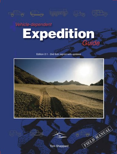 9780953232444: Vehicle-dependent Expedition Guide