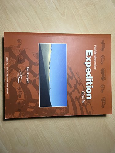 9780953232475: Vehicle-Dependent Expedition Guide