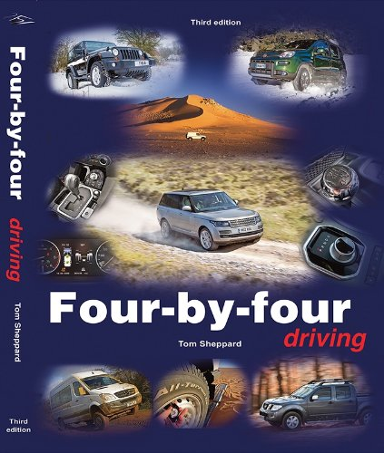 9780953232499: Four-by-Four Driving