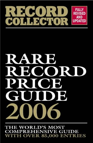 9780953260140: Rare Record Price Guide 2006