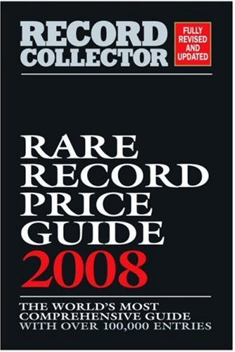 9780953260157: The Rare Record Price Guide 2008