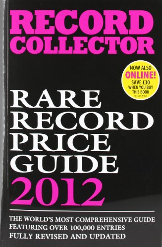 9780953260164: Record Collector: Rare Record Price Guide 2012 (Record Collector Magazine)