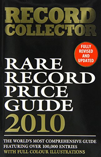 9780953260195: Rare Record Price Guide 2010
