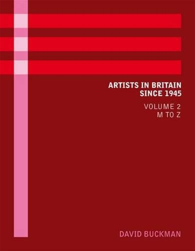 9780953260959: Artists in Britain since 1945