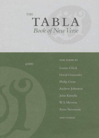9780953298129: The Tabla Book of New Verse 2000