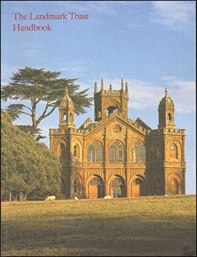 9780953312450: The Landmark Trust Handbook