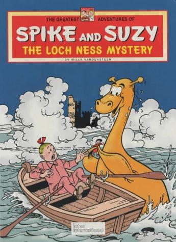 The Greatest Adventures of Spike and Suzy: Willy Vandersteen