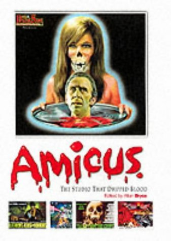 9780953326136: Amicus: The Studio That Dripped Blood