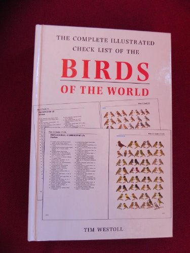 9780953336708: Birds of the World: The Complete Illustrated Checklist