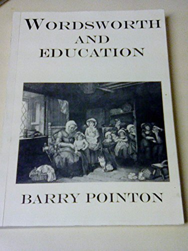 9780953349609: Wordsworth and Education