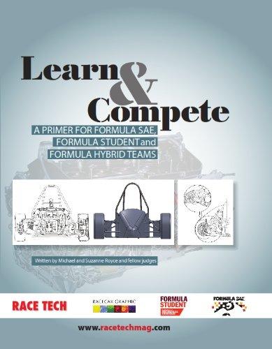 9780953352470: Learn & Compete A primer for Formula SAE, Formula Student and Formula Hybrid teams (Learn & Compete, Volume 1)