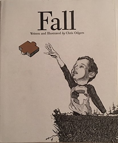 Fall *1/1 UK Signed & dated with original sketch*: Odgers, Chris