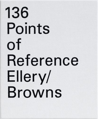 9780953373086: Jonathan Ellery: 136 Points Of Reference