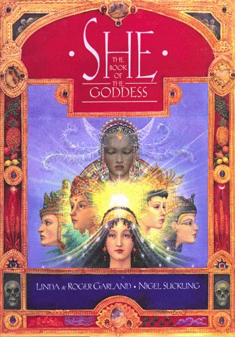 9780953384105: She: The Book of the Goddess