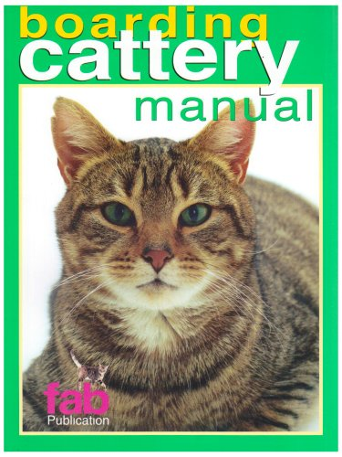 9780953394210: FAB Boarding Cattery Manual