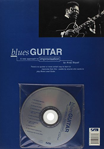 9780953396603: Blues Guitar: A New Approach to Improvisation