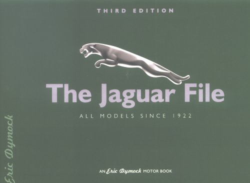 9780953414277: Jaguar File III: All Models Since 1922