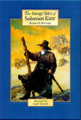 9780953425303: The Savage Tales of Solomon Kane