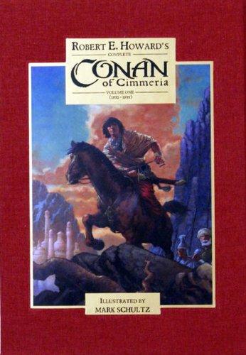 9780953425389: Conan of Cimmeria: 1932-1933 v. 1