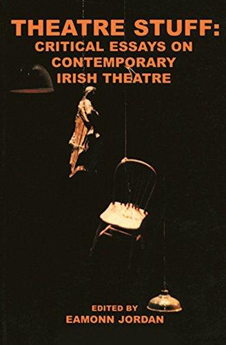 9780953425716: Theatre Stuff: Critical Essays on Contemporary Irish Theatre: Reprint (Carysfort Press Ltd.)