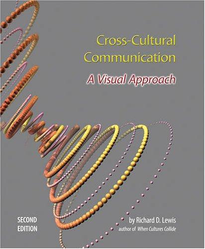 9780953439836: Cross-Cultural Communication: A Visual Approach