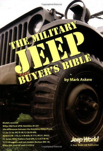 9780953447053: The Military Jeep Buyer's Bible
